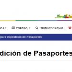 Cita, Requerimientos y Valor a pagar para obtener mi pasaporte