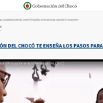 Pasaporte Gobernación del Choco | Quibdó