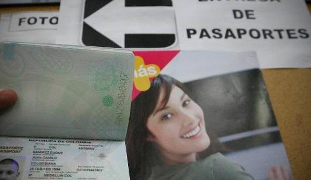 Pasaporte Cúcuta